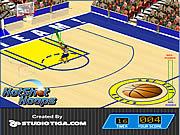 HotShot Hoops game