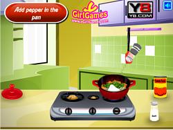 Spaghetti And Meatballs game