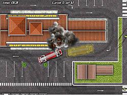 Fire Trucks Driver game