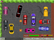 Unblock Police Cars game