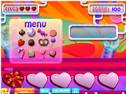 Play Candy factory craze Game