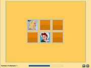 Play Cute princess memory Game