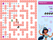 Play Jasmine collect butterflies Game