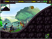 Avatar Bmx Racing game