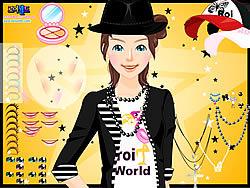 שחקו במשחק בחינם Chica Fashion