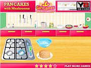 Play Mushrooms pancakes Game