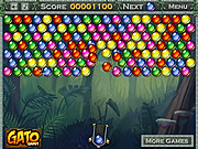 Play Mayan bubbles Game