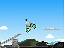 Trial Bike game