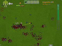 Zombie Carnage game