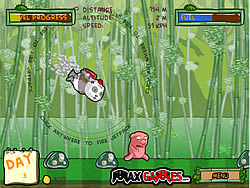 Jetpack Panda game