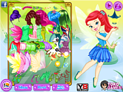 Play Cute butterfly fairy Game