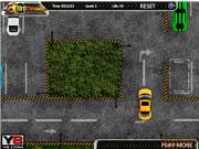 Parking Spot game
