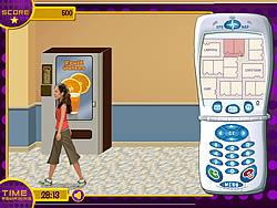 שחקו במשחק בחינם Hannah Montana: Wireless Quest