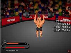 Worlds Strongest Man game