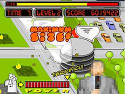 שחקו במשחק בחינם Tornado Button Smashing