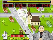 Tornado Button Smashing game