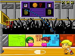 Permainan Basketball Heroes