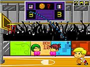 Basketball Heroes game
