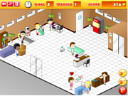 Play Hospital frenzy2 Game