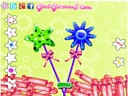 Play Candy lollipops Game