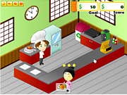 Play Seafood chef Game