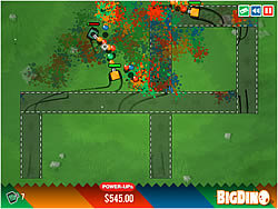 Color Tanks game