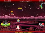 Gifting Santa game