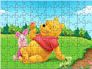 Play Winnie the pooh puzzle Game