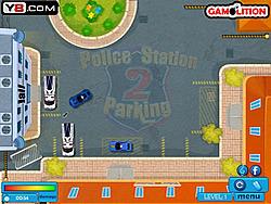 Police Station Parking 2 game
