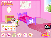 Play Girly room Game