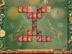 Jogar jogo grátis Diamond Store Mahjong