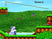 Sonic Angel Island game