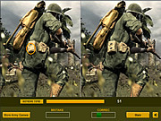 Play Soldiers in war difference Game