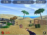 Play Fight terror Game