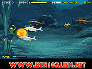juego Ben 10 Sea Monster
