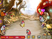 Play Mushroom farm war Game