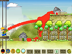 Color The Town game