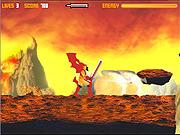 Xevoz Showdown game