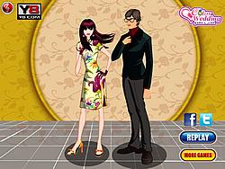 Anna Date Dressup game