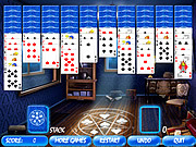 Play Enigmatic room solitaire Game