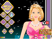 Play Dream night dress up game Game