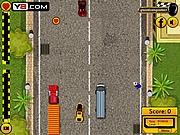 Play Taxi rush 2 Game