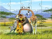 Play Madagascar jigsaw puzzle Game
