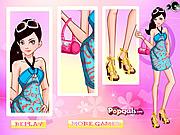 Play It girl-dress up like barbie Game