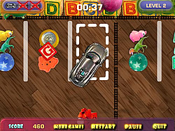 Small Car Parking game