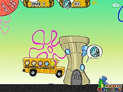 Chơi Spongebob School Bus miễn phí