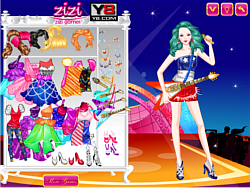 Mia the Popstar game