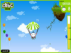Parachute Plunder game