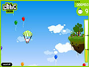 Play Parachute plunder Game