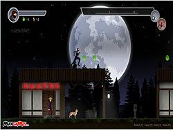 Shadow of the Ninja game